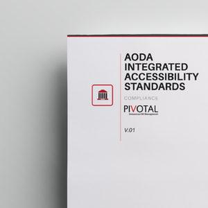 aoda integrated standards regulation